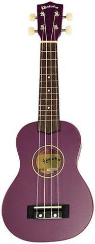 Kealoha UK40 Purple Ukulele with bag