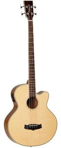 Tanglewood TW8AB NAT GLOSS Ac/El Ac Bass