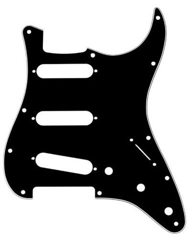 Fender 11 Hole Strat Pickguard