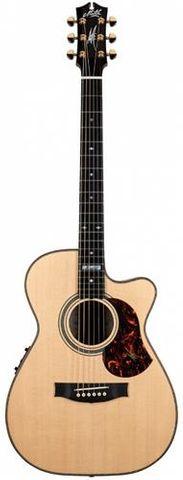 Maton Messiah EM100C-808 Ac/El Guitar