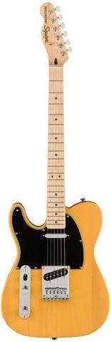 Fender Aff Tele LH MN BPG BTB Guitar