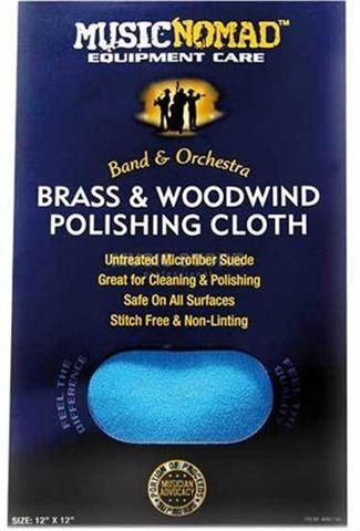 Music Nomad B&W Microfibre Cloth