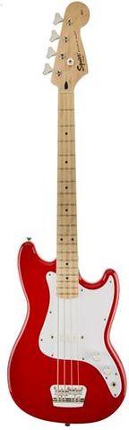 Fender Sq Aff Bronco MN TRD Bass Guitar