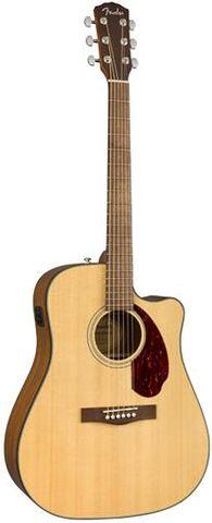 Fender CD140SCE Dreadnought NAT Ac/El Gt