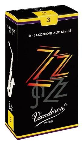 Vandoren 3 Jazz Alto Sax Reeds