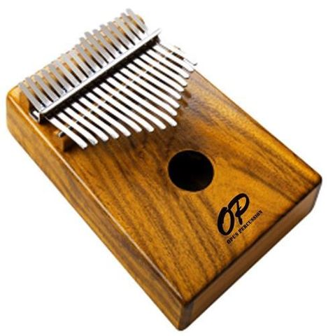 Opus K17CK 17 Key Koa C Note Kalimba