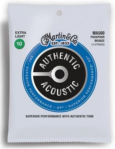 Martin 10-47 12 String Phos Bronze Strg