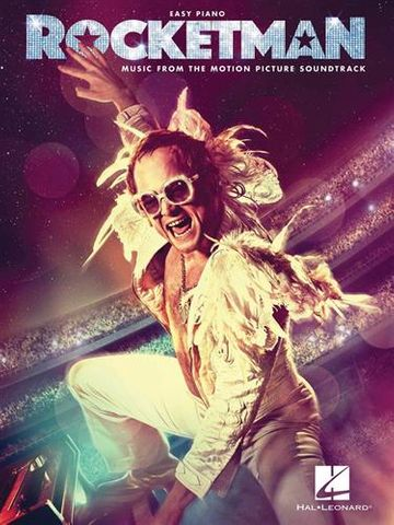 Rocketman Movie Soundtrack EASY PIANO