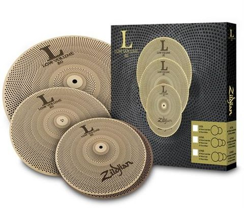 Zildjian Low Volume L80 Cymbal Set