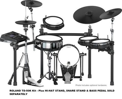 Roland TD50KA Electric Drum Kit
