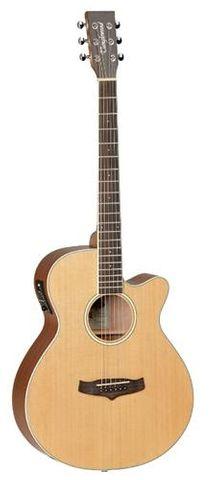 Tanglewood TW9 Wleaf Folk Ac/El Guitar