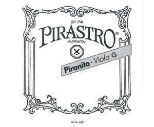 Pirastro Viola Piranito 3/4 + 1/2 G Str