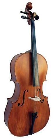 Vivo 4/4 Student Cello w Polyfoam Case