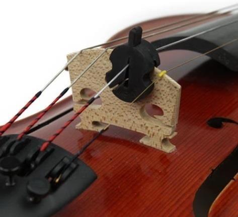 Gewa Tourte Round Vln Shape Violin Mute