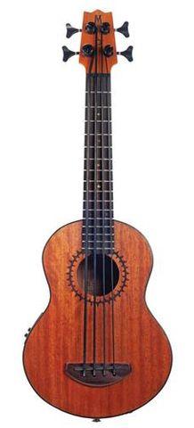 Mahalo MB1 Ac/El Bass Ukulele