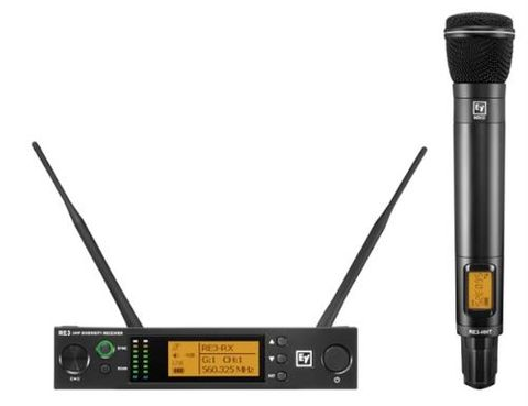 EV RE3 Wireless HH set with ND96