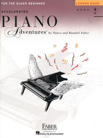Bk 2 Lesson Accelerated Piano Adventures