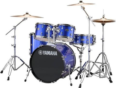 Yamaha Rydeen Euro Fine Blue Drum Kit