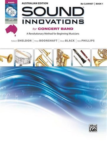 CLARINET 1 Sound Innovations