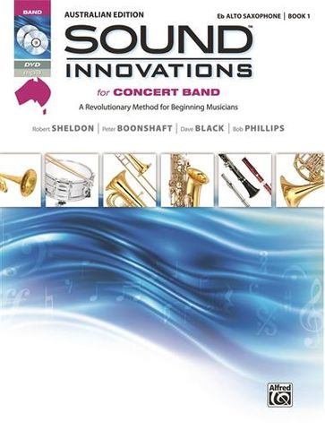 ALTO SAX 1 Sound Innovations