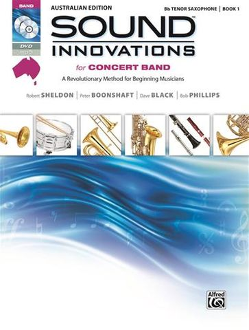 TENOR SAX 1 Sound Innovations