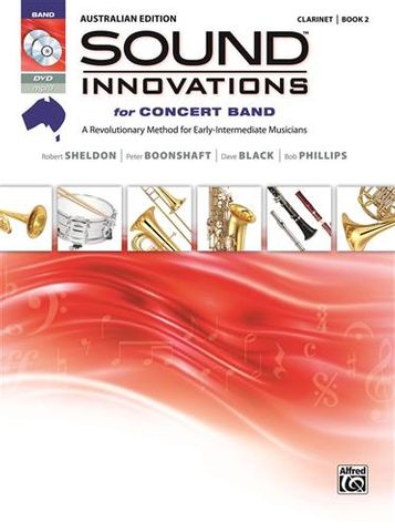 CLARINET 2 Sound Innovations