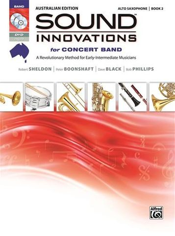 ALTO SAX 2 Sound Innovations