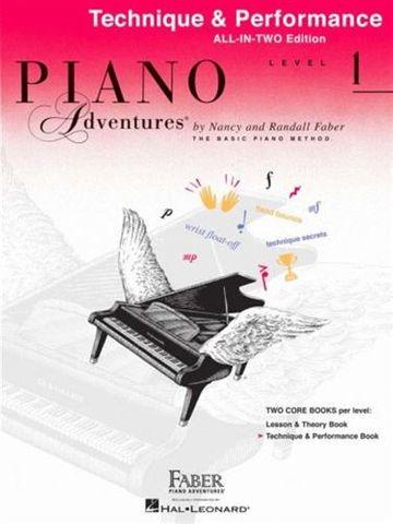 Piano Adv All In Two 1 Technique Perform