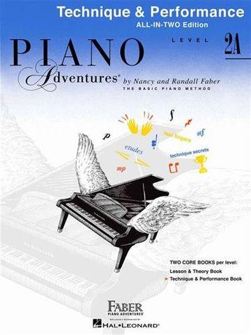 Piano Adv All in Two 2A Technique Perfor
