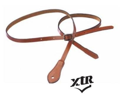 Xtreme Leather Mandolin Strap