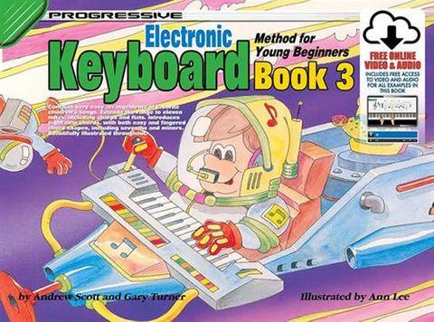 18343 YB 3 Keyboard Book Online Media