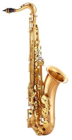 John Packer JP042G Tenor Sax Gold Laquer