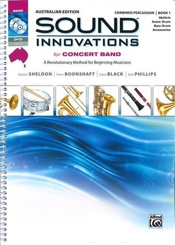 COMBINED PERCUSSION 1 Sound Innovations