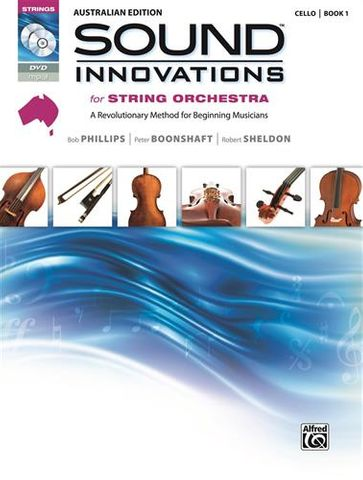 CELLO 1 Sound Innovations
