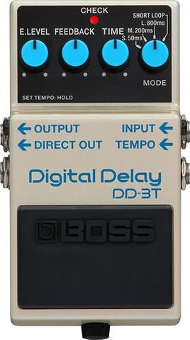 Boss Digital Delay Pedal DD3T