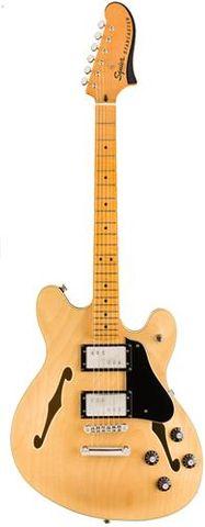 Fender Squier CV Starcaster MN Nat