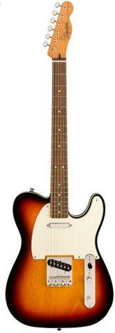 Fender Squier CV 60s CSTM Tele LRL 3TS