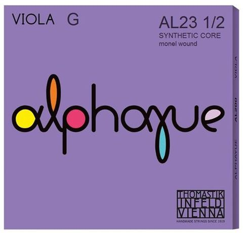 Thomastik 1/2 VIOLA G Alphayue String