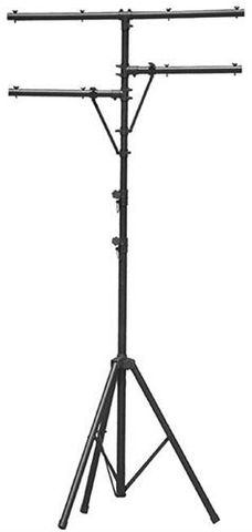 Onstage Lighting Stand Holds 8 Lights