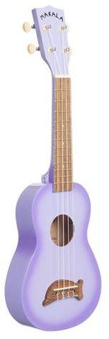 MAKALA Solid SOPRANO Purpleburst Ukulele