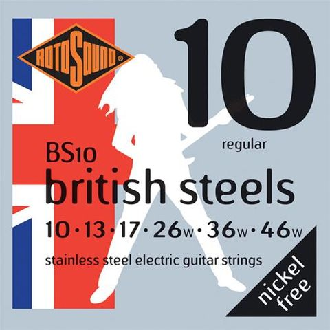 Rotosound BS10 Electric Guitar Strings