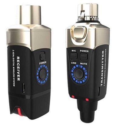 Xvive U3 Wireless Mic System