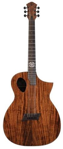 Michael Kelly Forte Koa Ac/El Guitar