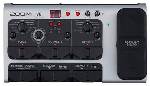 Zoom V6 Vocal Procesor