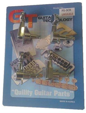 GT Ukulele Machine Heads Set