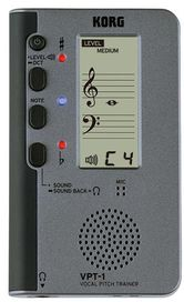 Korg VPT1 Vocal Pitch Trainer