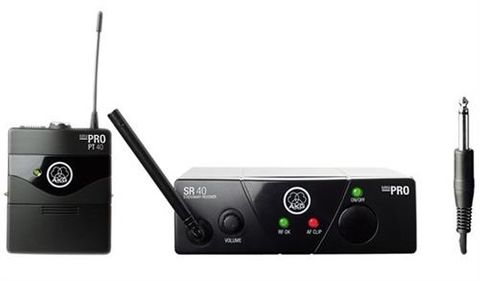 AKG Instrument Wireless System