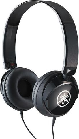 Yamaha HPH50B BLACK Headphones