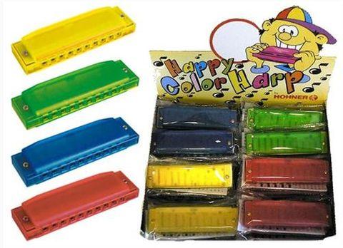 Hohner Happy Coloured Harmonica