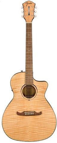 Fender FA345CE NAT Auditorium Ac/El Gtar